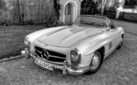 Mercedes-Benz 300SL [4] wallpaper 1920x1200 jpg
