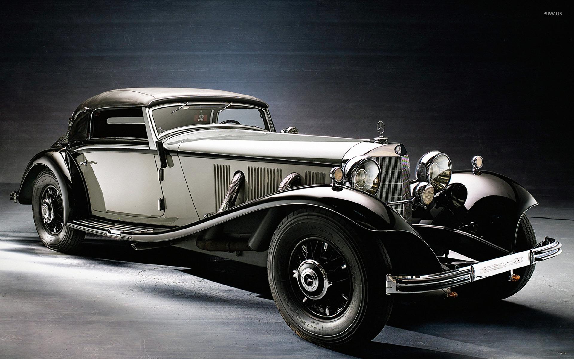 Mercedes benz 500k wallpaper car wallpapers 43526 for Mercedes benz retro