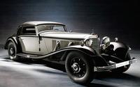 Mercedes-Benz 500K wallpaper 1920x1200 jpg