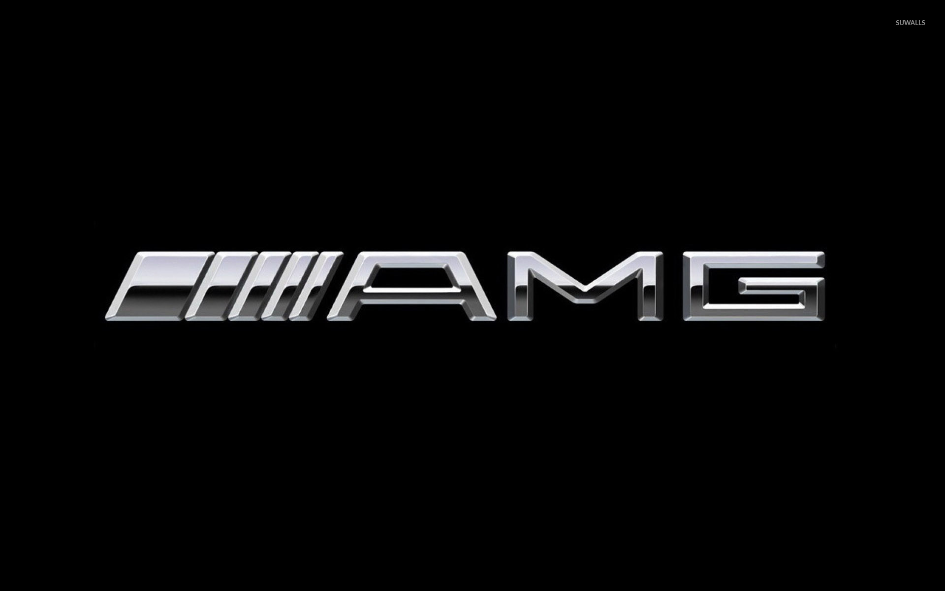 Znak Mercedes Benz >> Mercedes-Benz AMG logo wallpaper - Car wallpapers - #26412