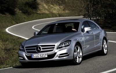Mercedes-Benz C-Class [2] wallpaper