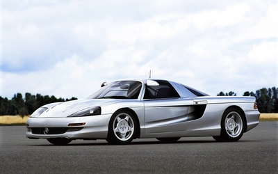 Mercedes-Benz C112 wallpaper