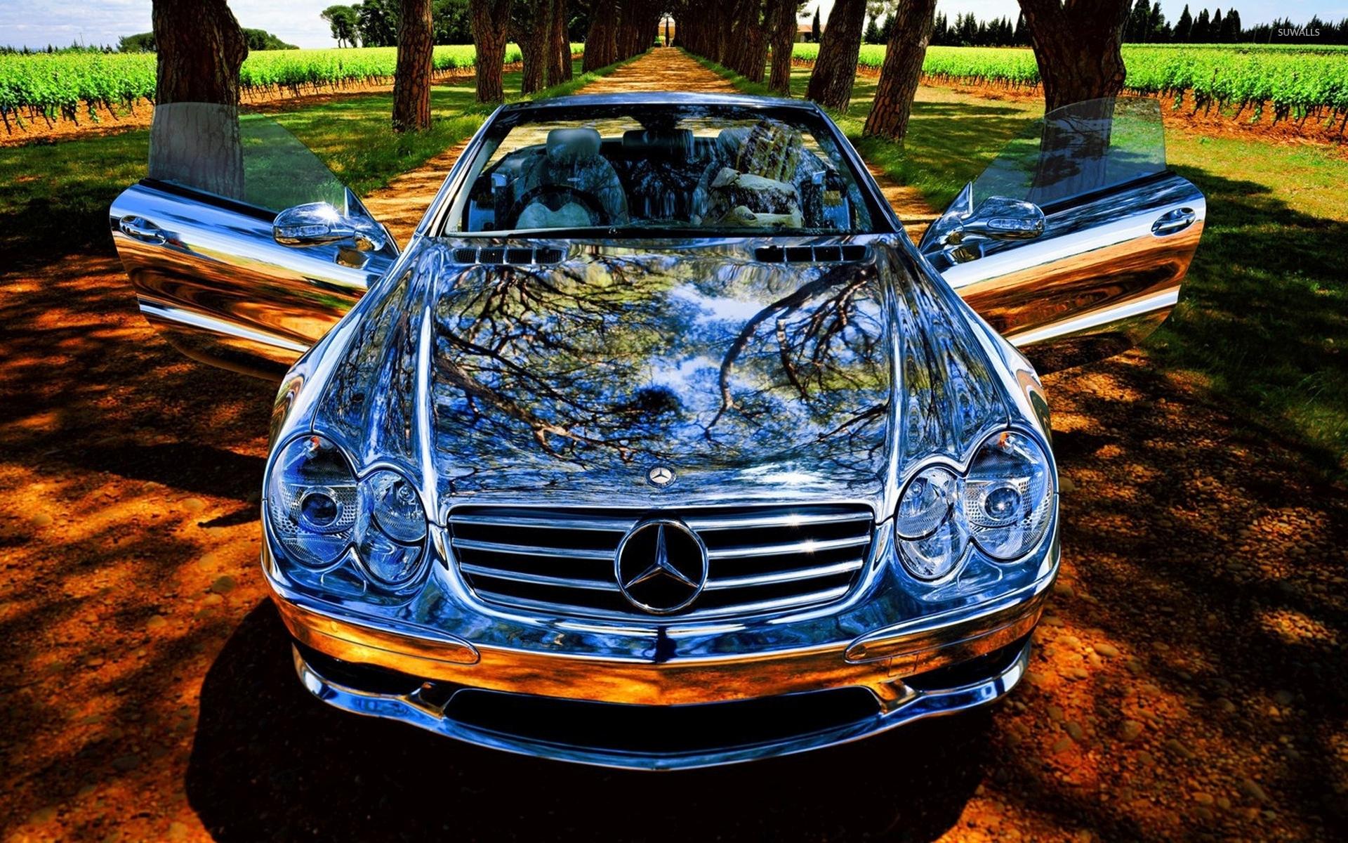 Mercedes-Benz C200 wallpaper - 1351167