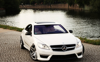 Mercedes-Benz CL63 AMG [2] wallpaper 1920x1200 jpg