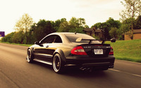 Mercedes-Benz CLK63 AMG [2] wallpaper 1920x1200 jpg