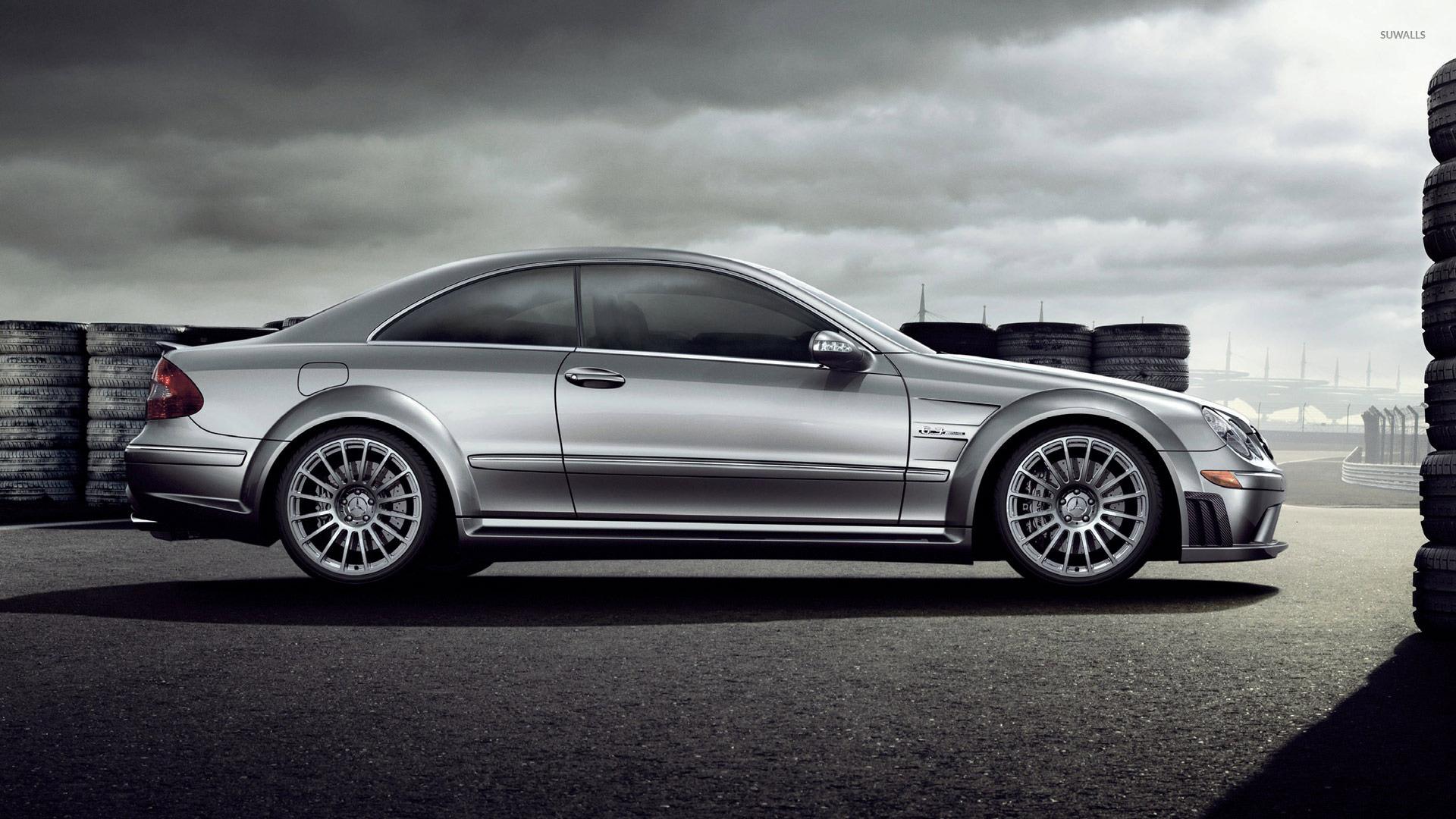 Mercedes benz clk63 amg black edition 2 wallpaper car for Mercedes benz clk63