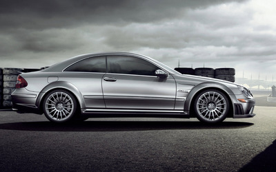 Mercedes-Benz CLK63 AMG Black Edition [2] wallpaper