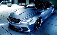Mercedes-Benz CLS 63 AMG wallpaper 1920x1080 jpg
