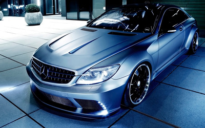 Mercedes-Benz CLS 63 AMG wallpaper
