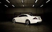 Mercedes-Benz CLS 63 AMG [2] wallpaper 2560x1600 jpg
