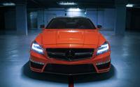 Mercedes-Benz CLS-Class [2] wallpaper 2560x1600 jpg