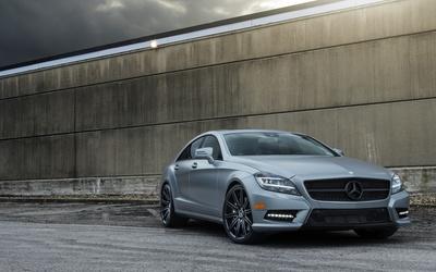 Mercedes-Benz CLS-Class [6] wallpaper