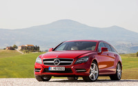 Mercedes-Benz CLS-Class Shooting Brake wallpaper 1920x1200 jpg