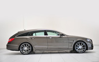 Mercedes-Benz CLS-Class Shooting Brake [2] wallpaper 1920x1200 jpg