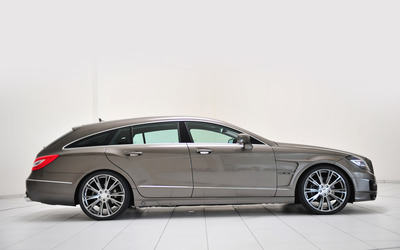 Mercedes-Benz CLS-Class Shooting Brake [2] wallpaper