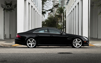 Mercedes-Benz CLS55 AMG wallpaper 2560x1600 jpg