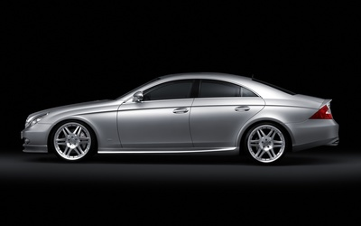 Mercedes-Benz CLS550 [3] wallpaper