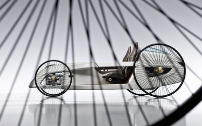 Mercedes-Benz concept car [4] wallpaper