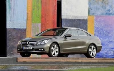 Mercedes-Benz E-Class [5] wallpaper
