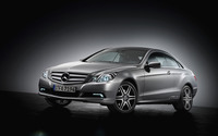 Mercedes-Benz E-Class Coupe wallpaper 2560x1600 jpg