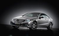 Mercedes-Benz E-Class Coupe wallpaper 2560x1600 jpg