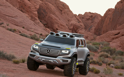 Mercedes-Benz Ener G Force Concept wallpaper