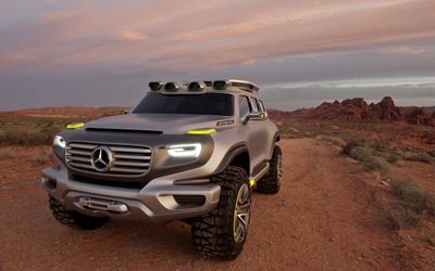 Mercedes-Benz Ener G Force Concept [2] wallpaper