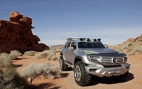 Mercedes-Benz Ener-G-Force Concept [3] wallpaper 1920x1200 jpg