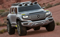 Mercedes-Benz Ener-G-Force Concept wallpaper 1920x1200 jpg