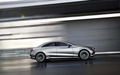 Mercedes-Benz F800 wallpaper