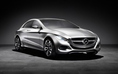 Mercedes-Benz F800 Style Concept [2] wallpaper
