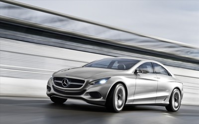 Mercedes-Benz F800 Style Concept [3] wallpaper