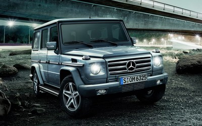 Mercedes-Benz G-Class [3] wallpaper