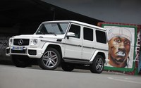 Mercedes-Benz G63 AMG wallpaper 1920x1200 jpg