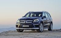 Mercedes-Benz GL-Class [3] wallpaper 2560x1600 jpg