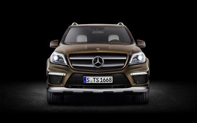 Mercedes-Benz GL-Class [6] wallpaper