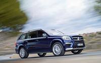 Mercedes-Benz GL-Class [7] wallpaper 2560x1600 jpg