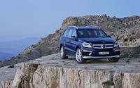 Mercedes-Benz GL-Class wallpaper 2560x1600 jpg