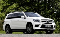 Mercedes-Benz GL63 AMG wallpaper 1920x1200 jpg