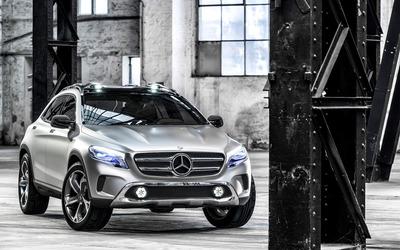 Mercedes-Benz GLA-Class [2] wallpaper