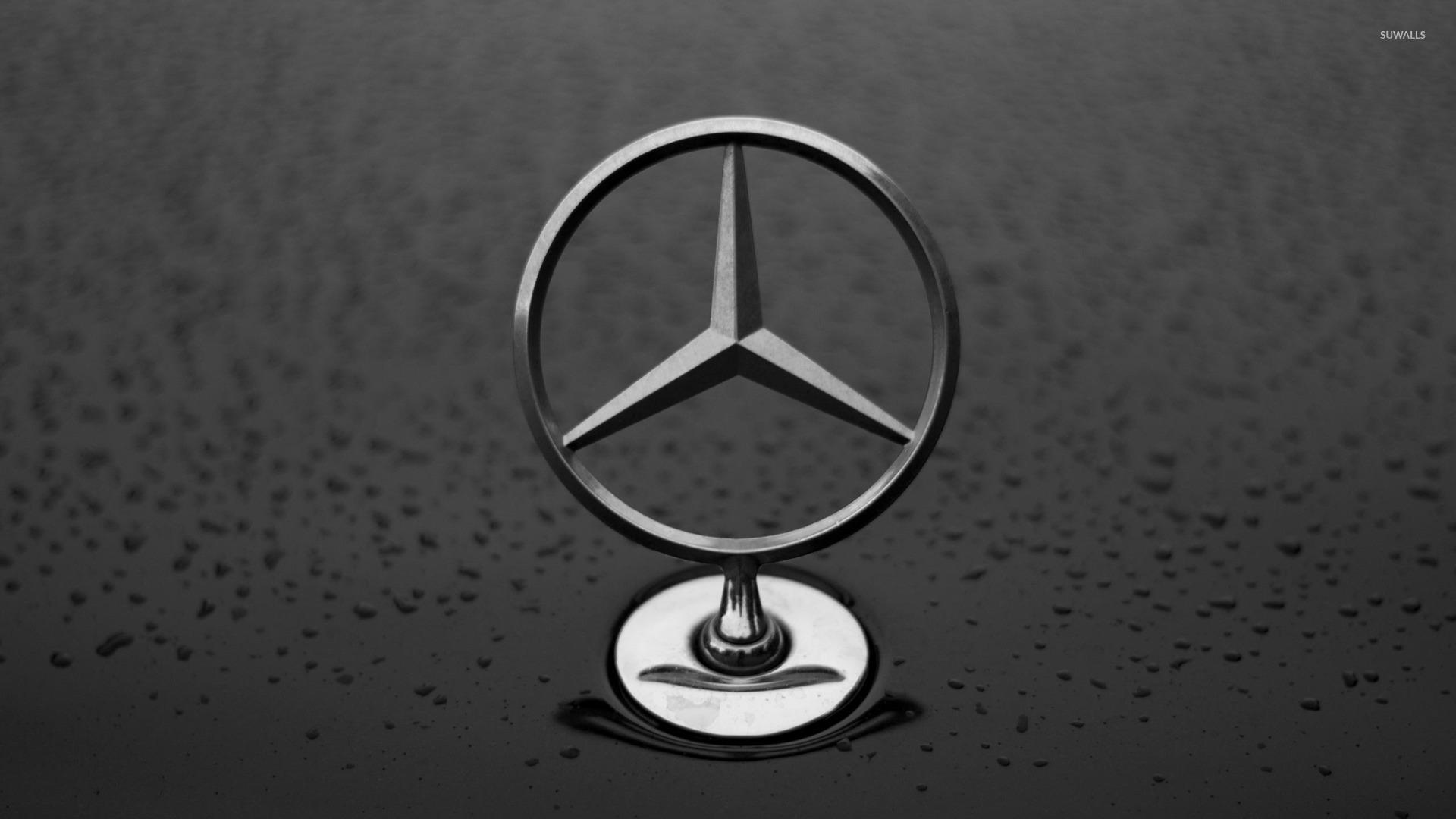 Mercedes benz hood ornament wallpaper car wallpapers for Mercedes benz hood ornament