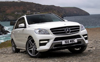 Mercedes-Benz ML 250 wallpaper 1920x1200 jpg