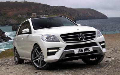 Mercedes-Benz ML 250 wallpaper