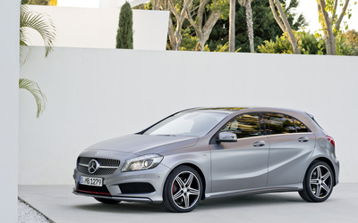 Mercedes-Benz Nuova Classe A wallpaper
