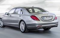 Mercedes-Benz S 400 wallpaper 3840x2160 jpg
