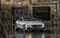 Mercedes-Benz S-Class wallpaper 2560x1600 jpg