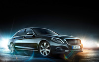 Mercedes-Benz S-Class [2] wallpaper 1920x1080 jpg