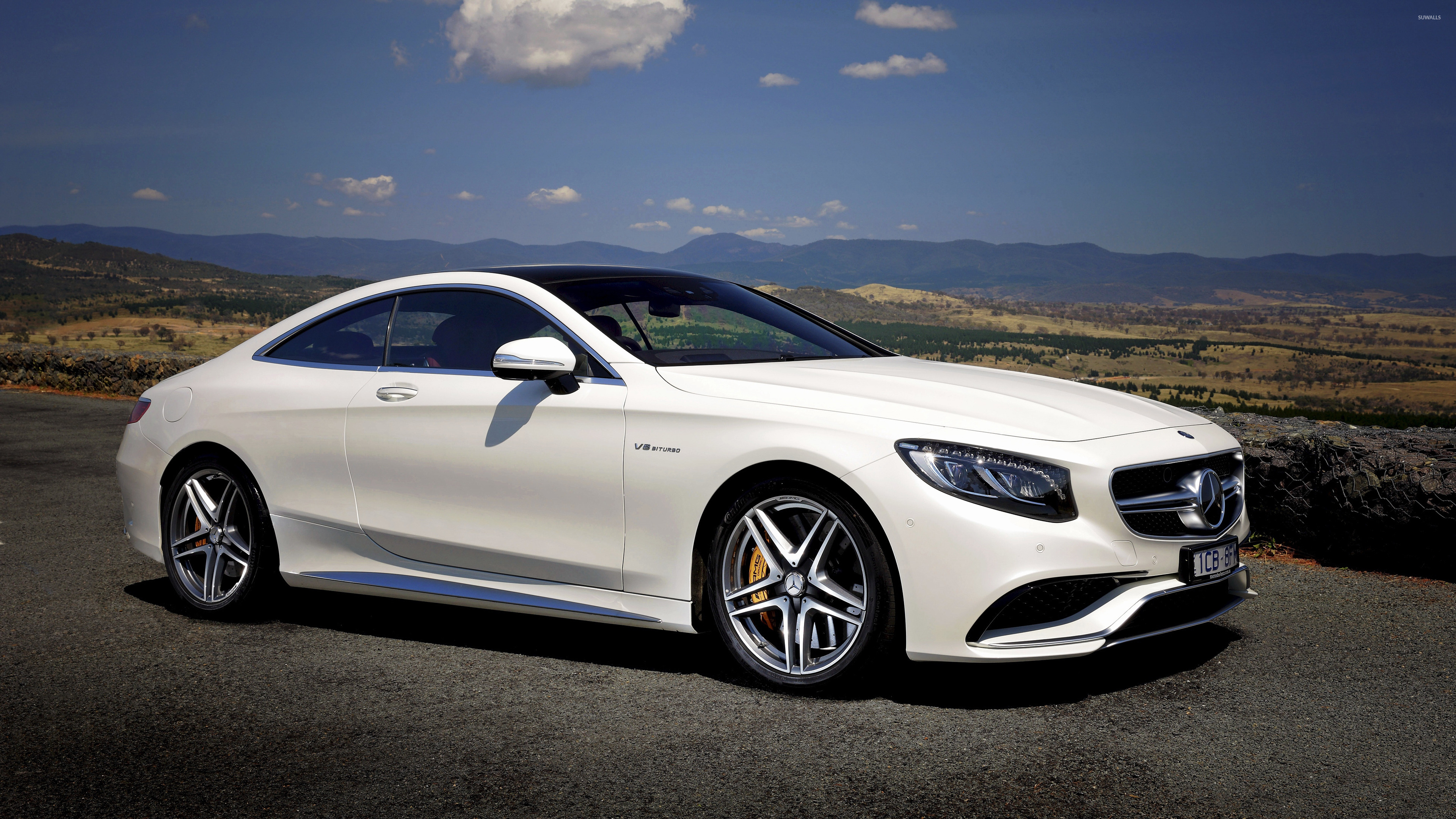 Mercedes benz s63 amg luxury sports sedan wallpapers 46 for Mercedes benz s63 amg biturbo