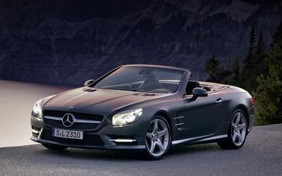 Mercedes-Benz SL 550 wallpaper
