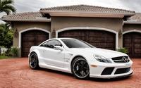 Mercedes-Benz SL-Class wallpaper 1920x1200 jpg
